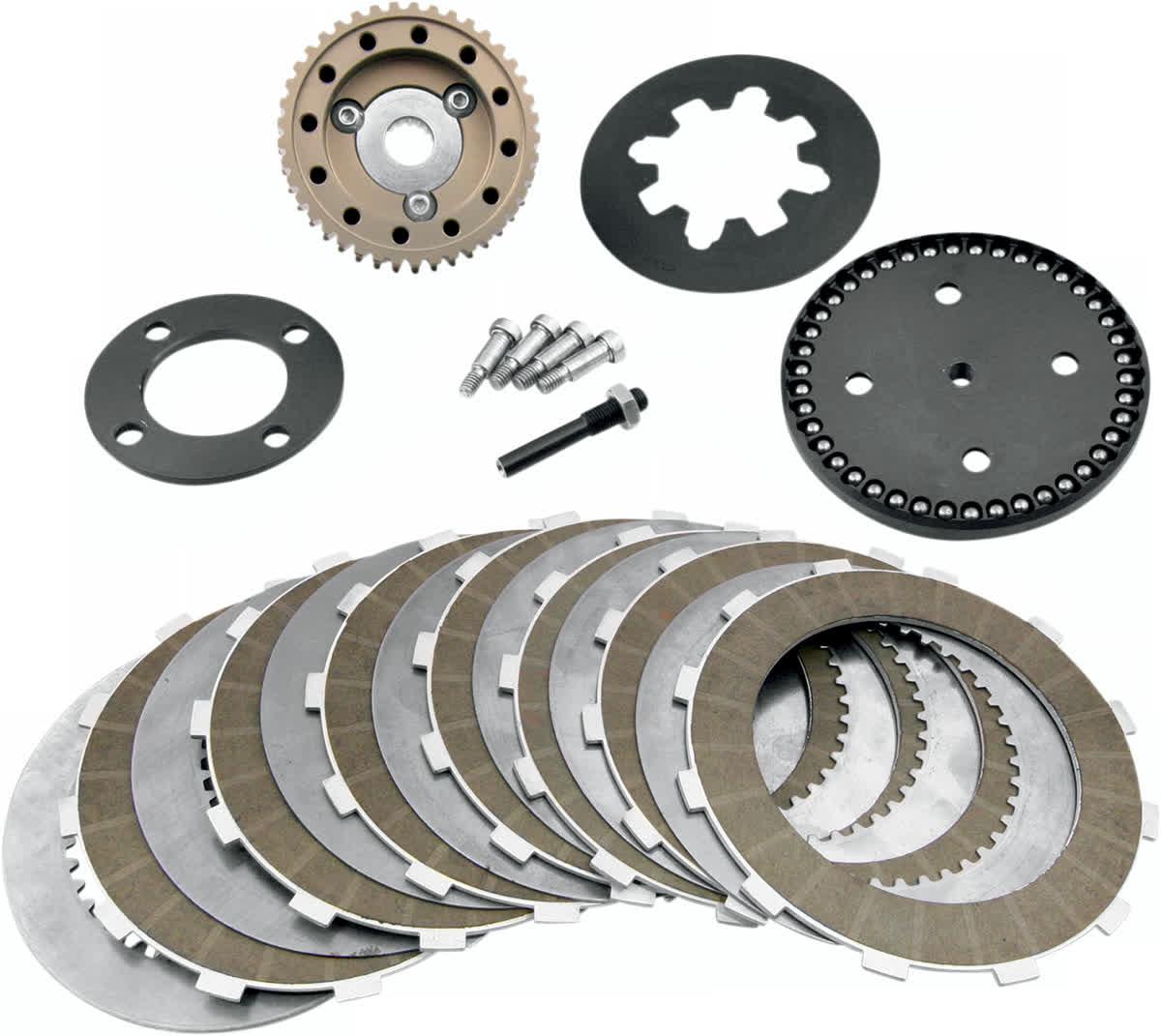 Belt Drives Ltd CC-120E Competitor Clutch Kit