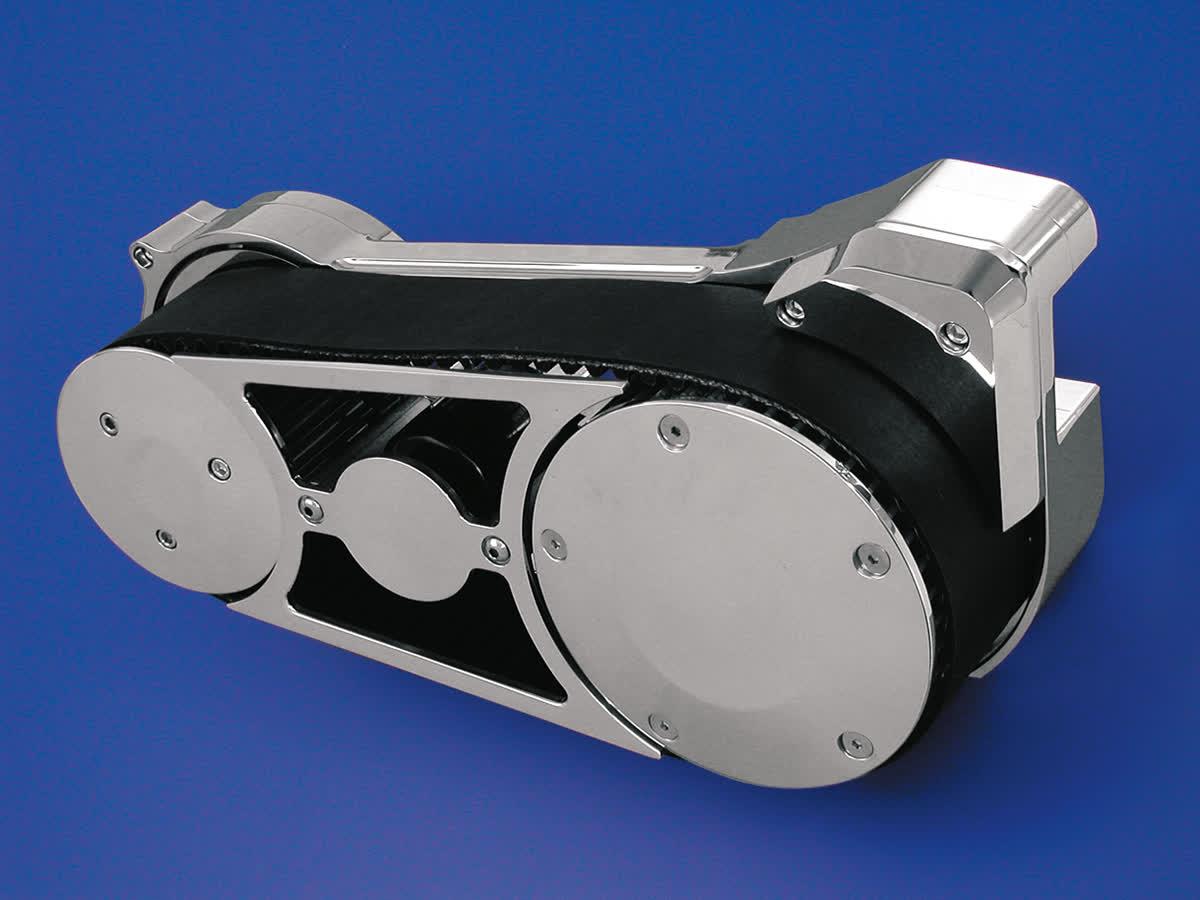 Belt Drives Ltd TF-1000 14mm x 85mm Monster Top Fuel Belt Drive Kit with Clutch
