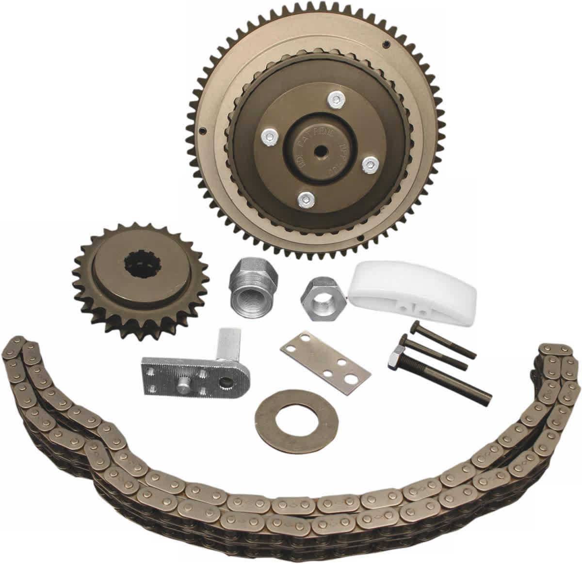 Belt Drives Ltd CDBCS-1-90 Primary Chain Drive Kit w/ Ball-Bearing Lockup Clutch