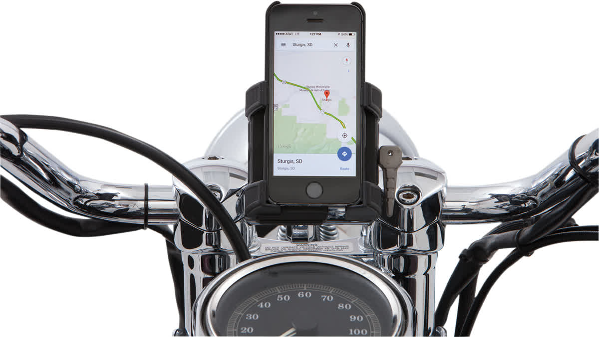 Ciro 50315 Smartphone Holder without Charger Handlebar Mount