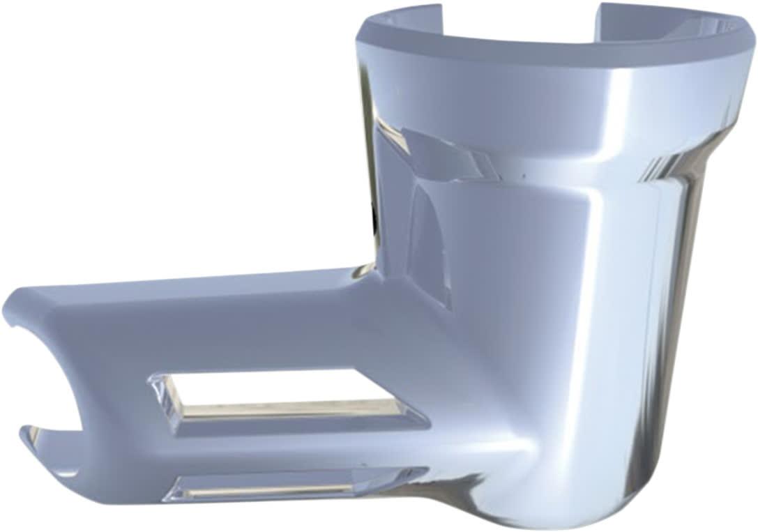 Ciro 73025 Chrome Fuel Line Fitting Cover