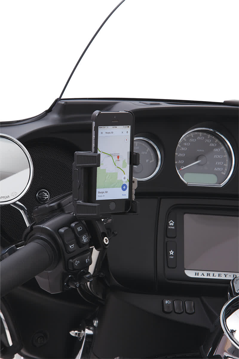 Ciro 50311 Smartphone Holder without Charger with Brake/Clutch Perch Mount