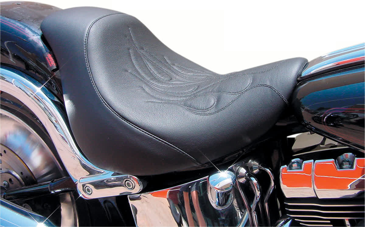 Danny Gray 20-701DS02 Weekday Solo Seat Flame Stitch