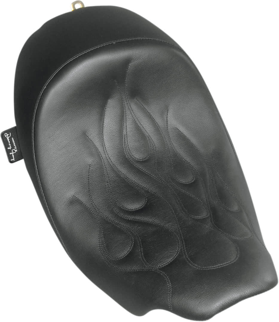 Danny Gray 21-414F Speedcradle Solo Seat Flame Stitching