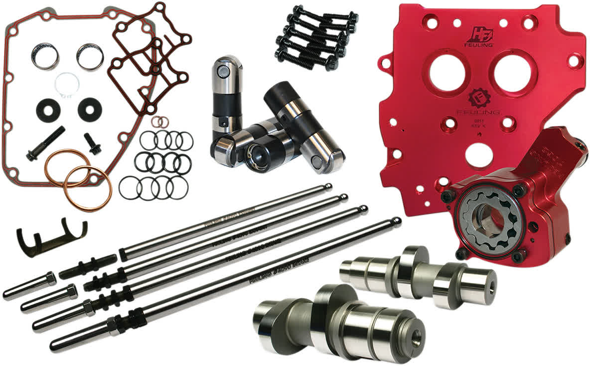 Feuling 7237 Race Series Camchest Kit 594C Chain Drive 07-17