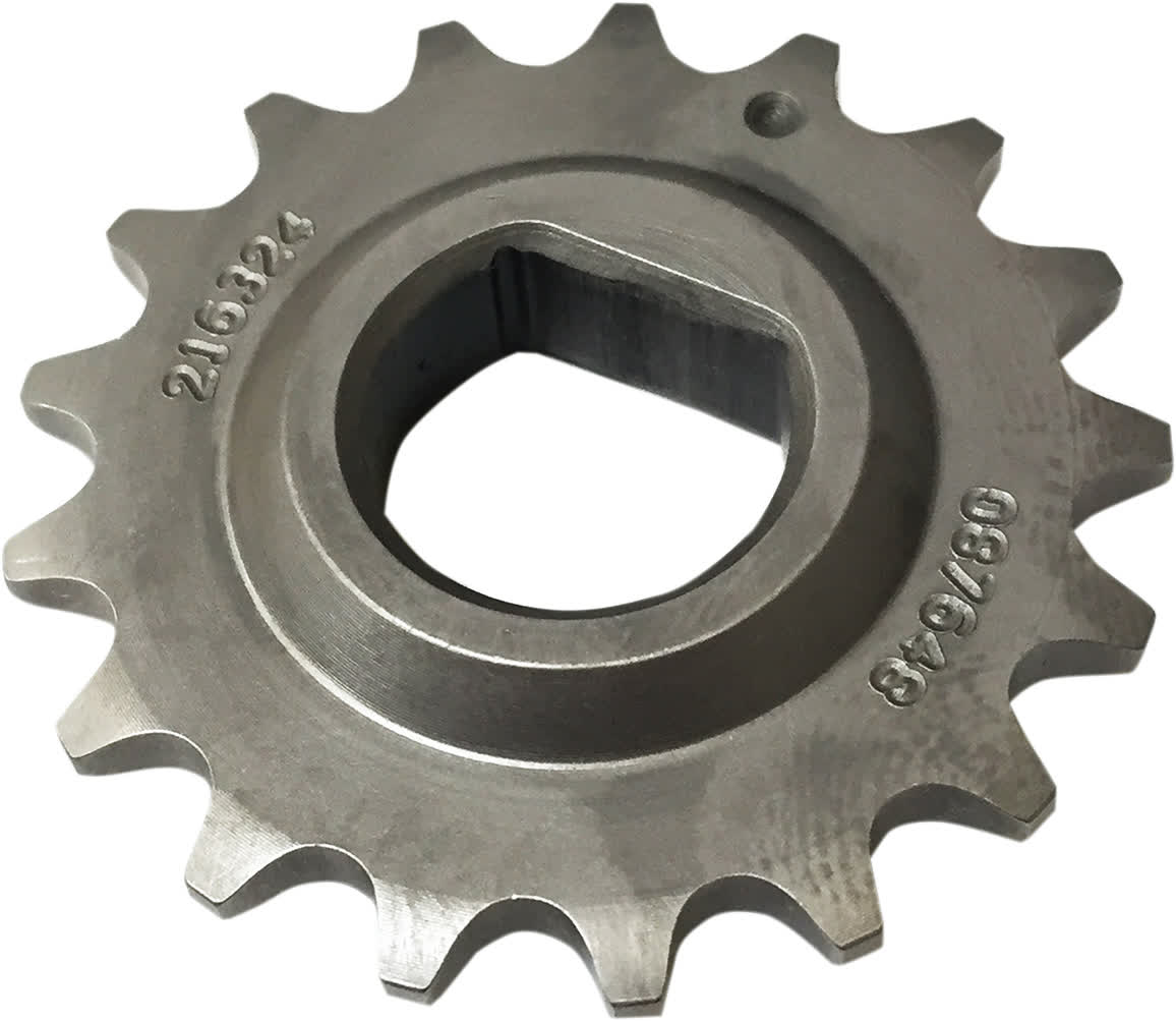 Feuling 1091 Crankshaft Cam Drive Sprocket 17T Replaces 25673-06 On 06-Up
