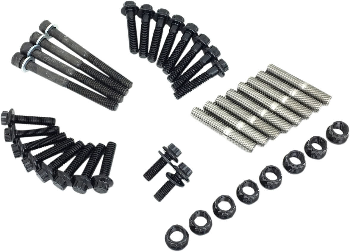 Feuling 3047 Arp Internal Engine Fastener/ Bolt Kit Milwaukee M8