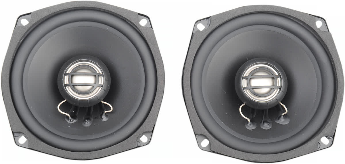 "Hogtunes 352R-AA Rear 5.25"" Replacement 2ohm Speakers Harley 06-13 FL 4405-0326"