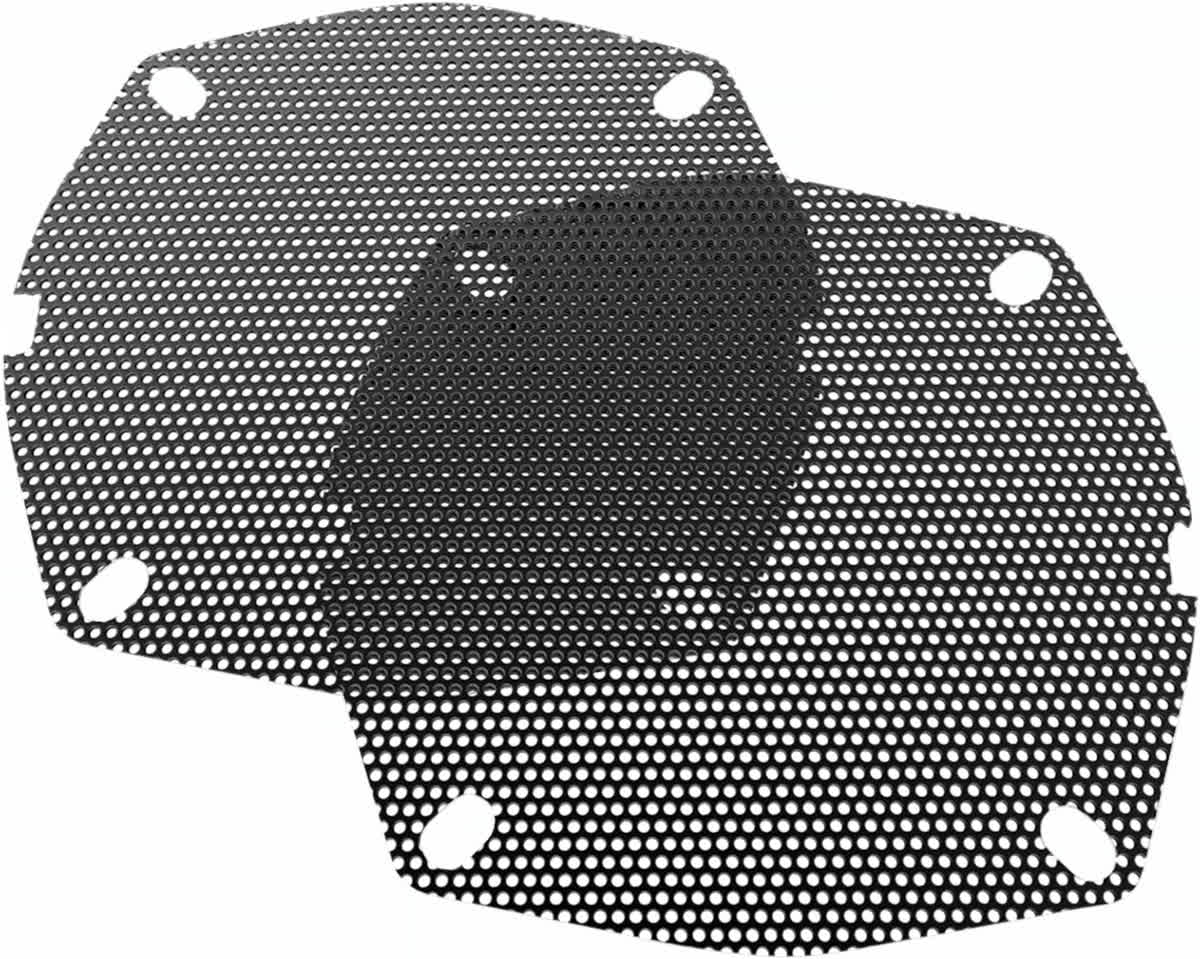 Hogtunes SGF GRILL-AA Front Speaker Grill Harley 96-'13 FLH 4405-0379