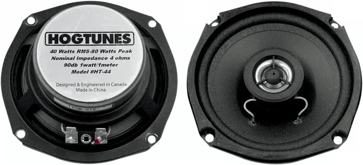 Hogtunes HT-44 Factory Radio Replacement Speakers 4405-0263