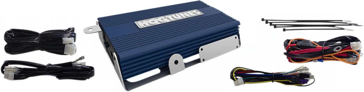 Hogtunes NCA450-RM 4-Channel 200 Watt Amplifier Kit Harley 14-'19 FLH 4405-0344