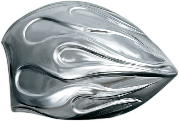 Kuryakyn - 7714 - Flame Horn Cover