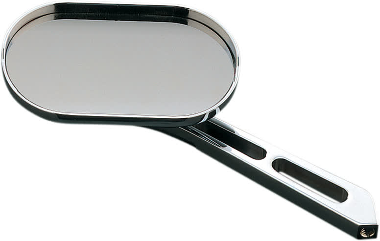 Kuryakyn - 1412 - Magnum Plus Mirror, Large Head - Long Stem