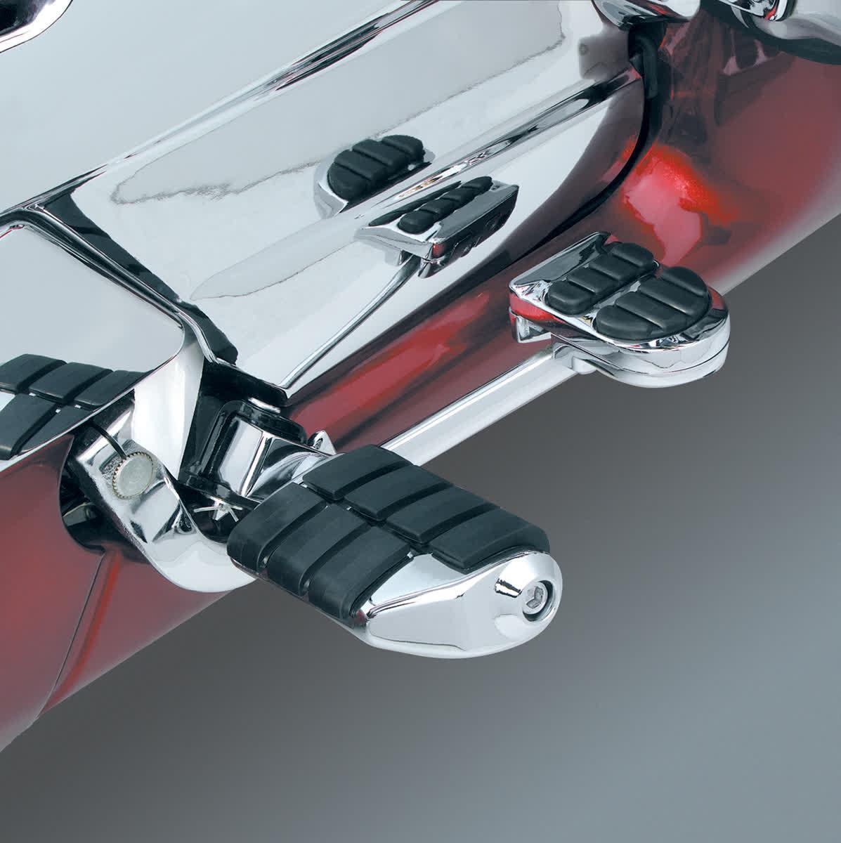 Kuryakyn - 4025 - ISO Brake Pedal Pad