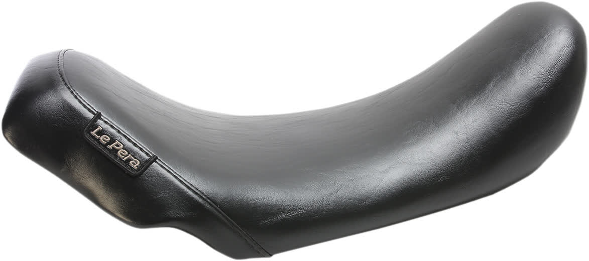 Le Pera LGK-001 Bare Bones Smooth Solo Seat with Biker Gel