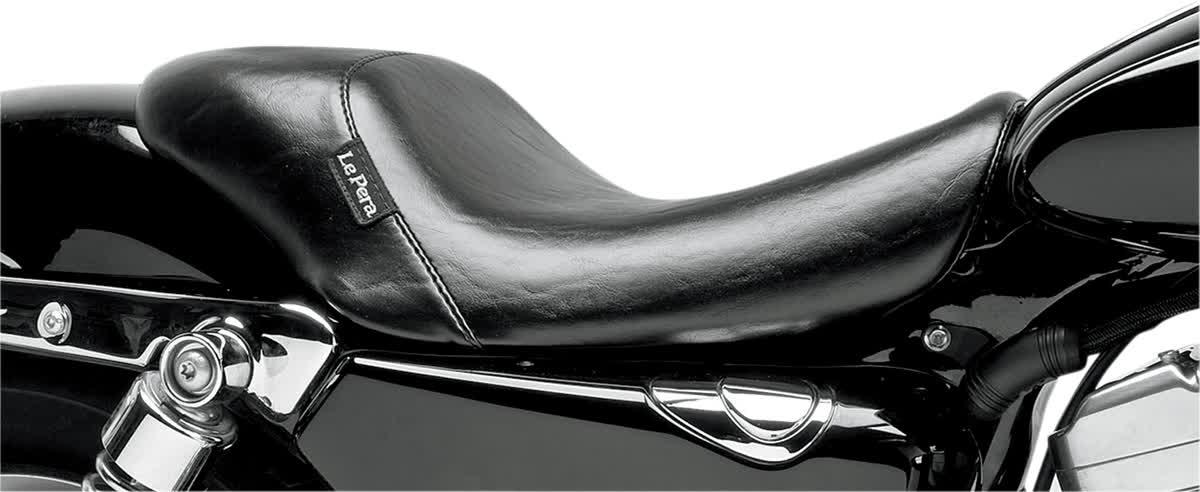 Le Pera LCK-006 Bare Bones Solo Seat Smooth