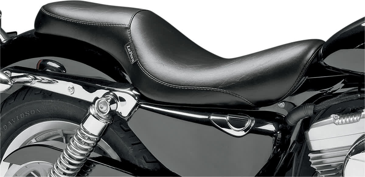Le Pera LFK-846 Silhouette Smooth 2-Up Full Length Seat