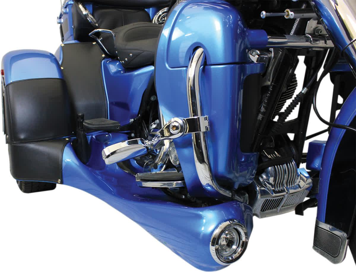 Motor Trike MTBY-0171 Trax Running Board Bras Harley Trike