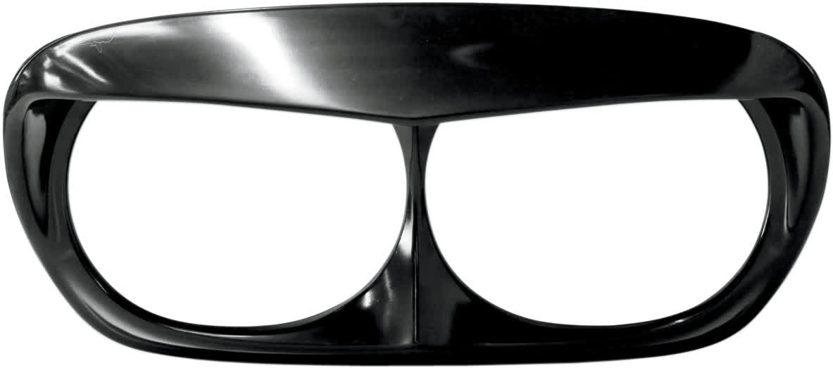 Paul Yaffe SFE The Scoowl Fairing Headlight Extension Trim 98-13 FLTR