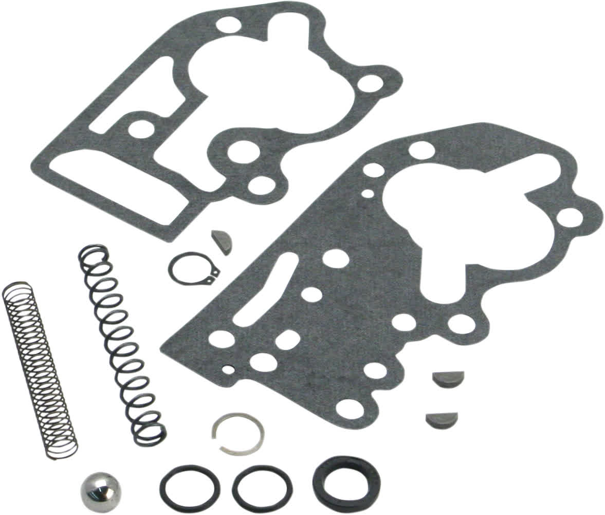 S&S Cycle 31-6278 Billet Oil Pump Master Rebuild Kit