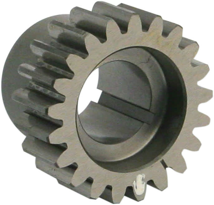 S&S Cycle 33-4142 Pinion Gear White