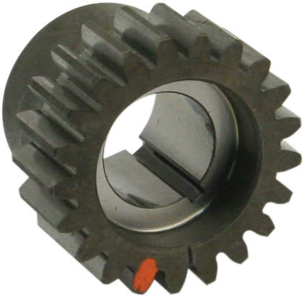 S&S Cycle 33-4141 Pinion Gear Orange