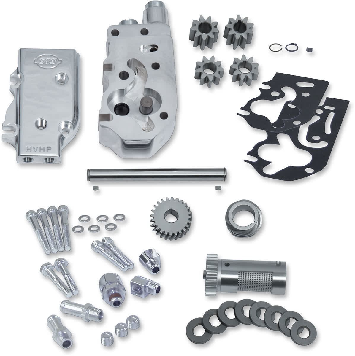 S&S Cycle 31-6307 HVHP (High Volume High-Pressure) Oil Pump Kit Only