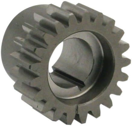 S&S Cycle 33-4147 Gear Pinion Black L1977-'89 BT