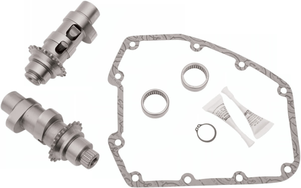 S&S Cycle 106-4947 551CE Easy Start Chain Drive Camshaft Kit