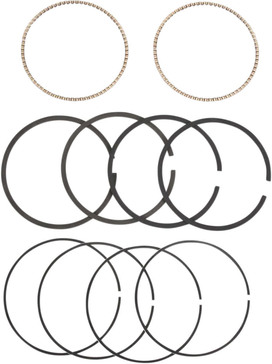 S&S Cycle 94-1290X Replacement 3 7/8in. Bore Piston Rings for S&S Pistons