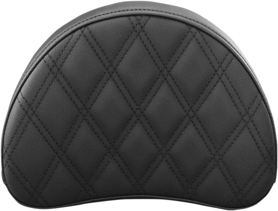 Saddlemen 051343 Half-Moon Sissy Bar Pad-Explorer-LS & Step-Up-LS Seat