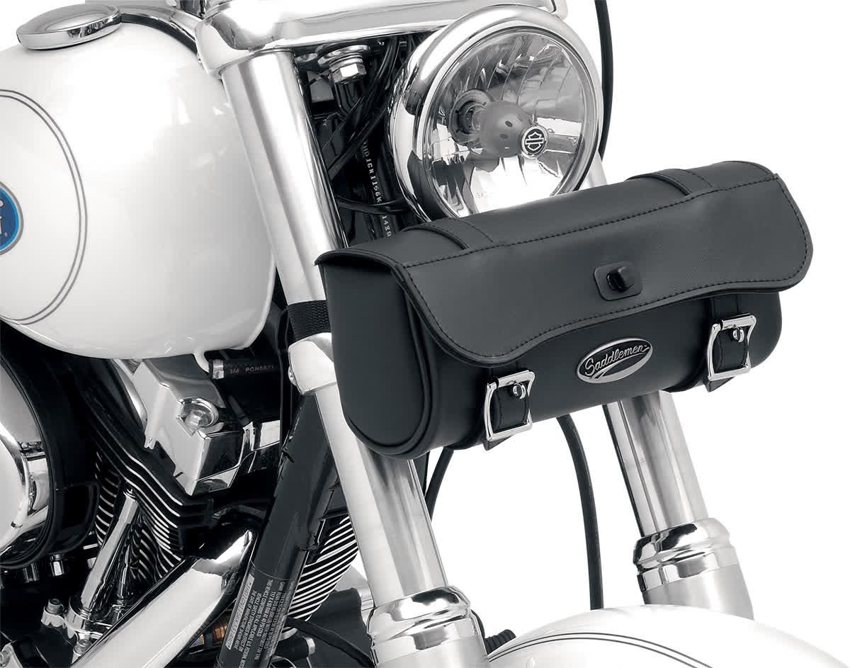 Saddlemen 3510-0043 Drifter Tool Bag  11in.L x 3 1/2in.W x 4 1/2in.H