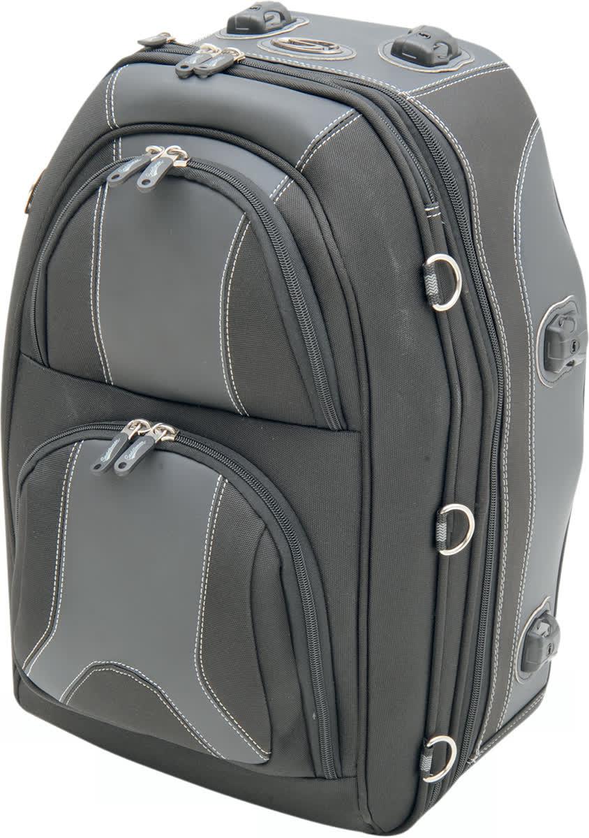 Saddlemen 3516-0144 Adventure Soft Pack Pillion and Rear Rack Bag