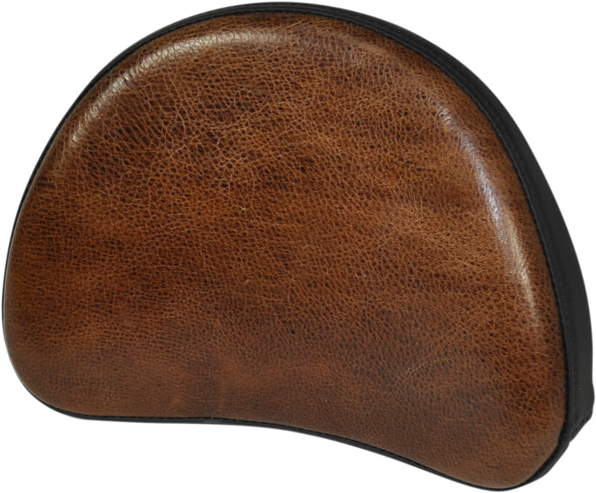 Saddlemen 051341 Half-Moon Sissy Bar Pad for Lariat Style Seat  10in. x 8in.