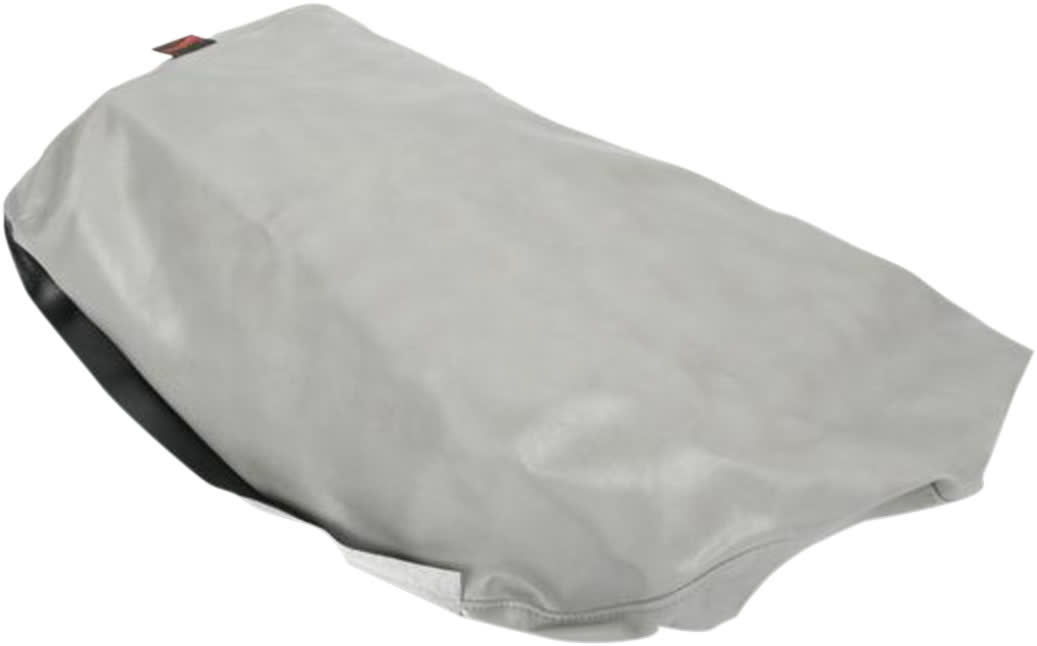 Saddlemen AM545 Saddleskin Seat Cover  Gray