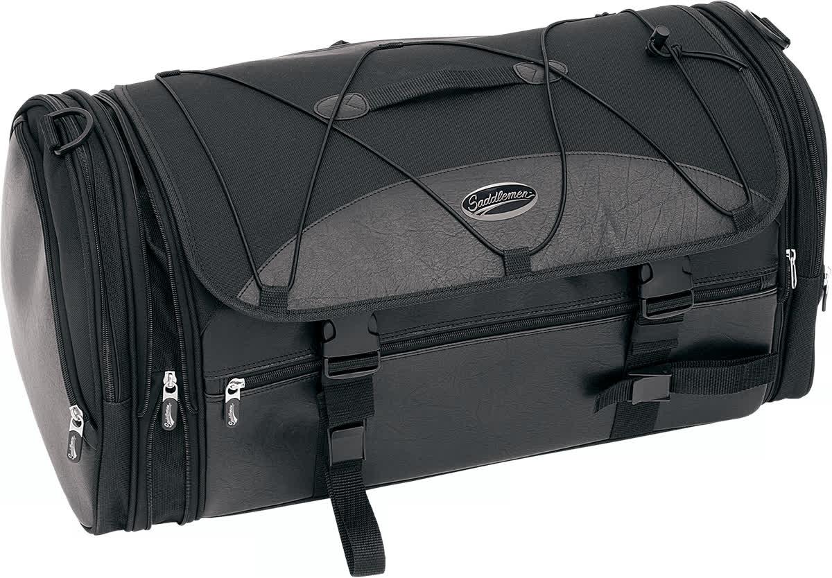 Saddlemen 3515-0076 TR3300DE Deluxe Rack Bag