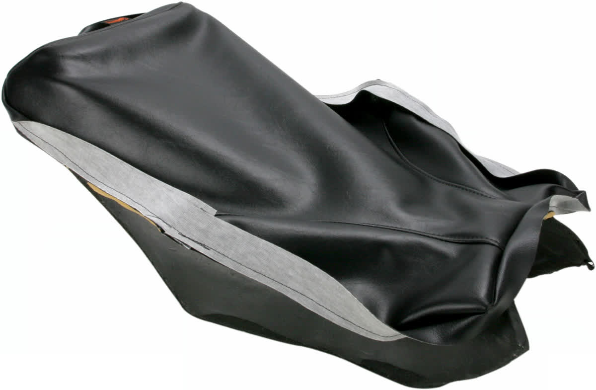 Saddlemen XM116 Replacement Seat Foam and Cover Kit  Black