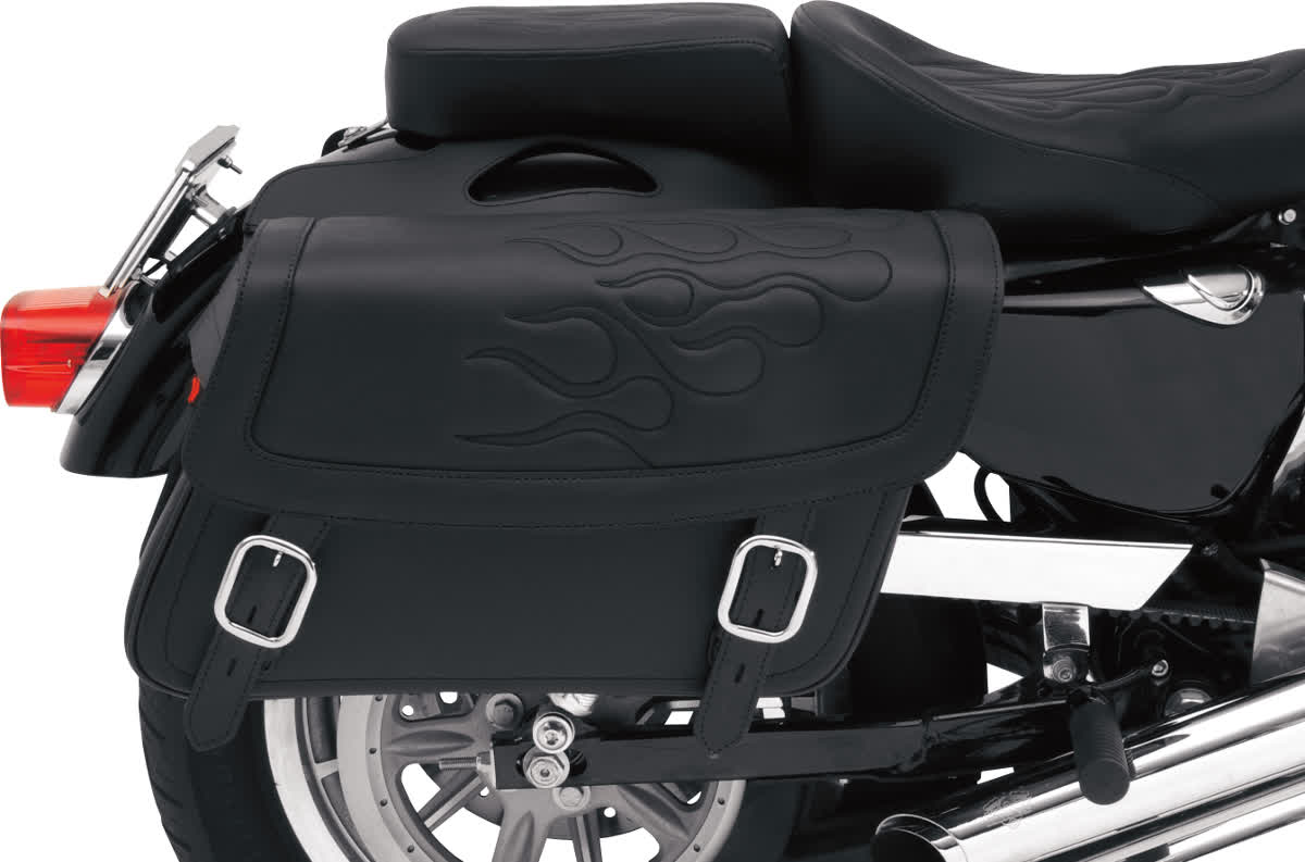 Saddlemen X021-05-0421 Highway Tattoo Saddlebag