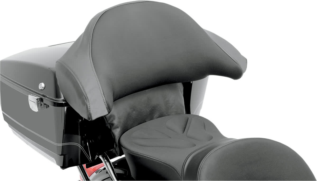 Saddlemen 11884 Explorer G-Tech Memory Foam & Fabric Tour Pak Backrest Pad Cover