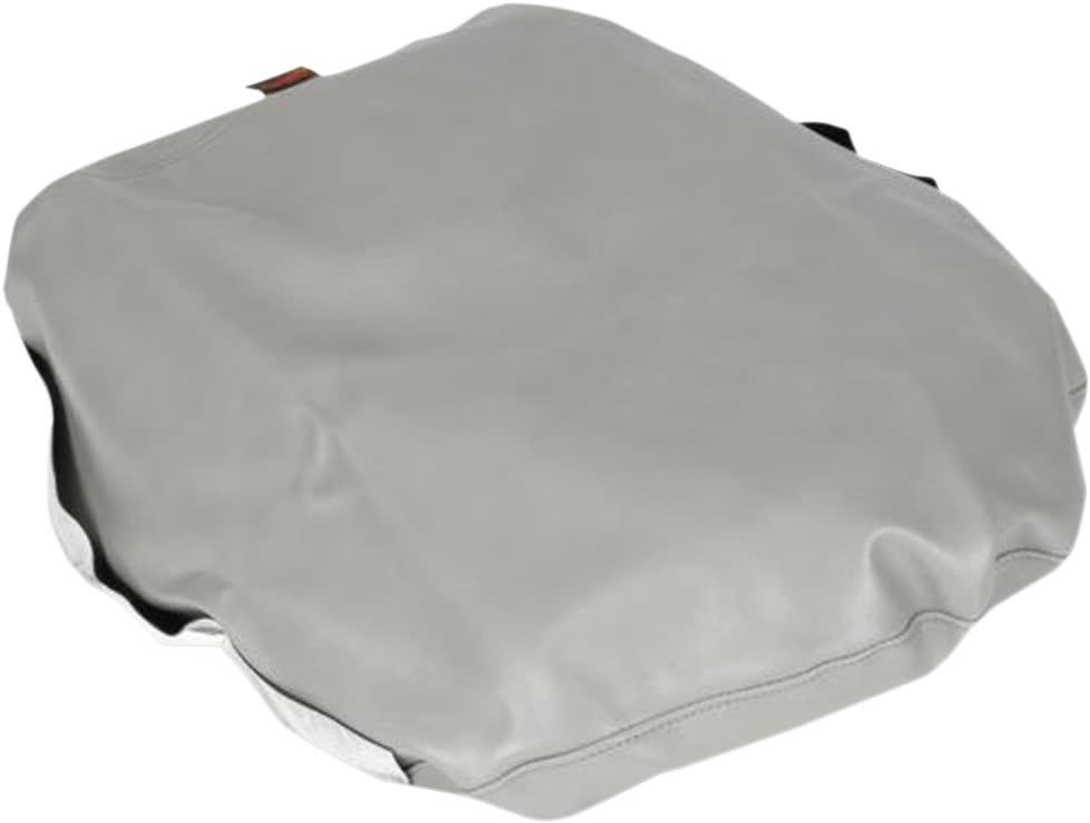 Saddlemen AM568 Saddleskin Seat Cover  Gray