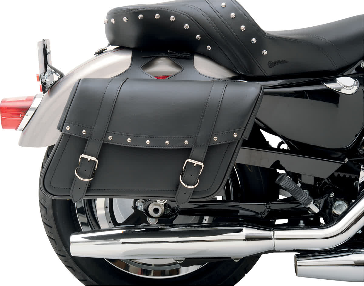 Saddlemen X021-03-042 Highwayman Slant-Style Saddlebag