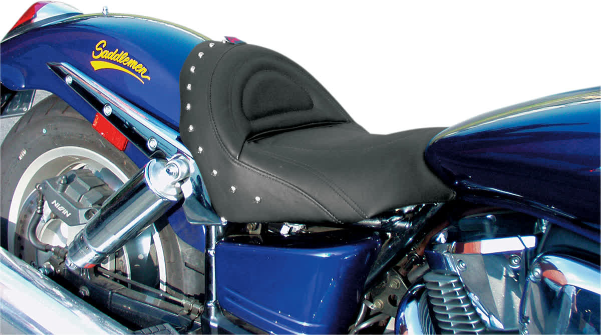 Saddlemen H4130J Renegade Deluxe Solo Seat  Studded