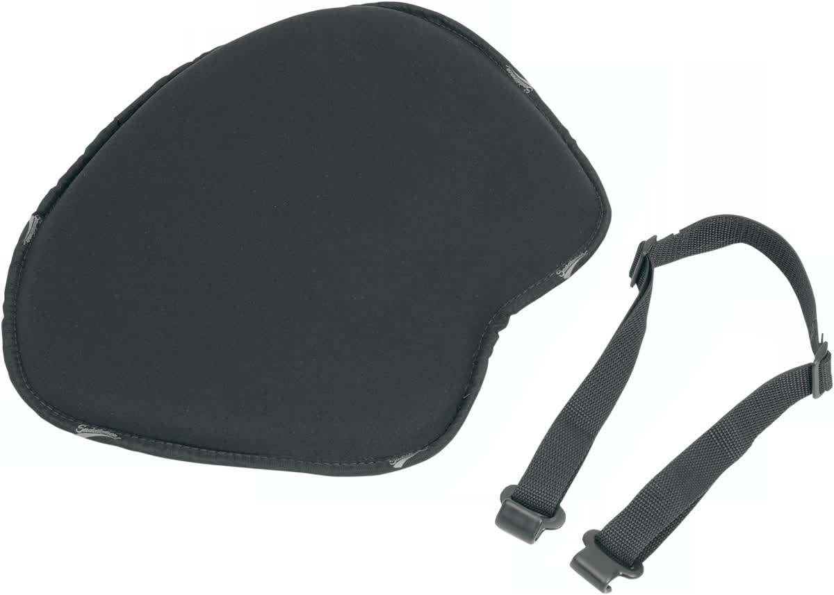 Saddlemen 200J SaddleGel Gel Seat Pad  Gel Pad with Soft-Stretch Cover XL
