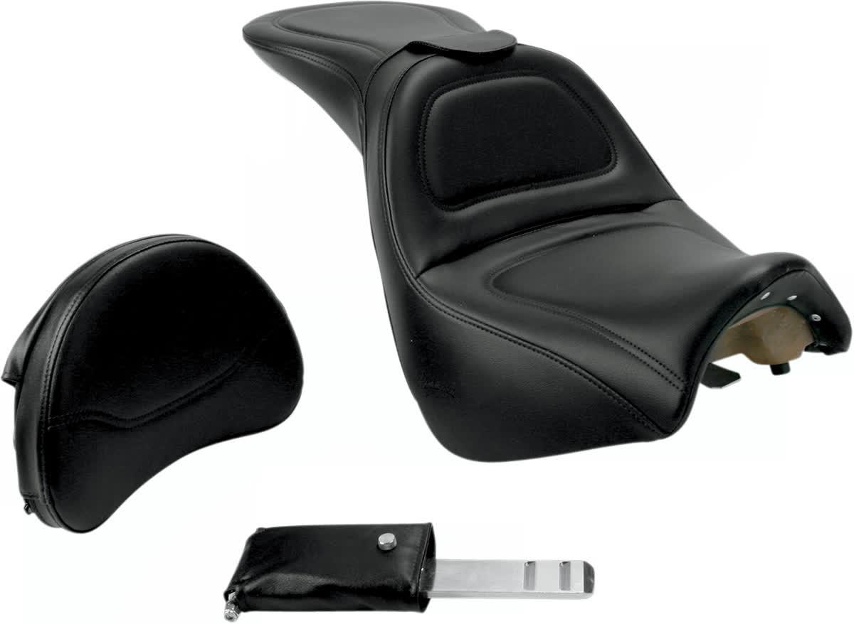 Saddlemen S05-10-030 Explorer Seat with Driver Backrest