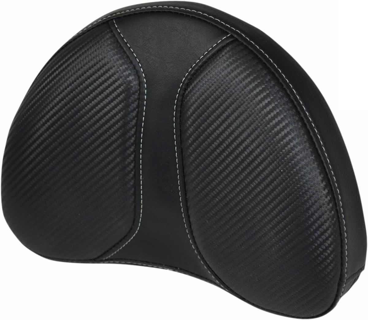 Saddlemen 051342 Half-Moon Sissy Bar Pad for Dominator Style Seat