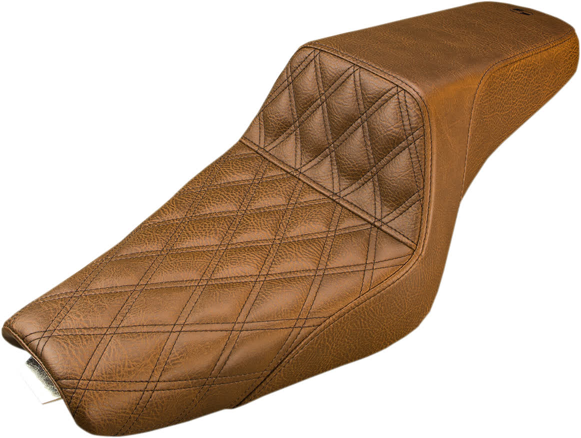 Saddlemen 807-03.172BR Seat Stepup Brn Ls Xl3.3 0804-0687