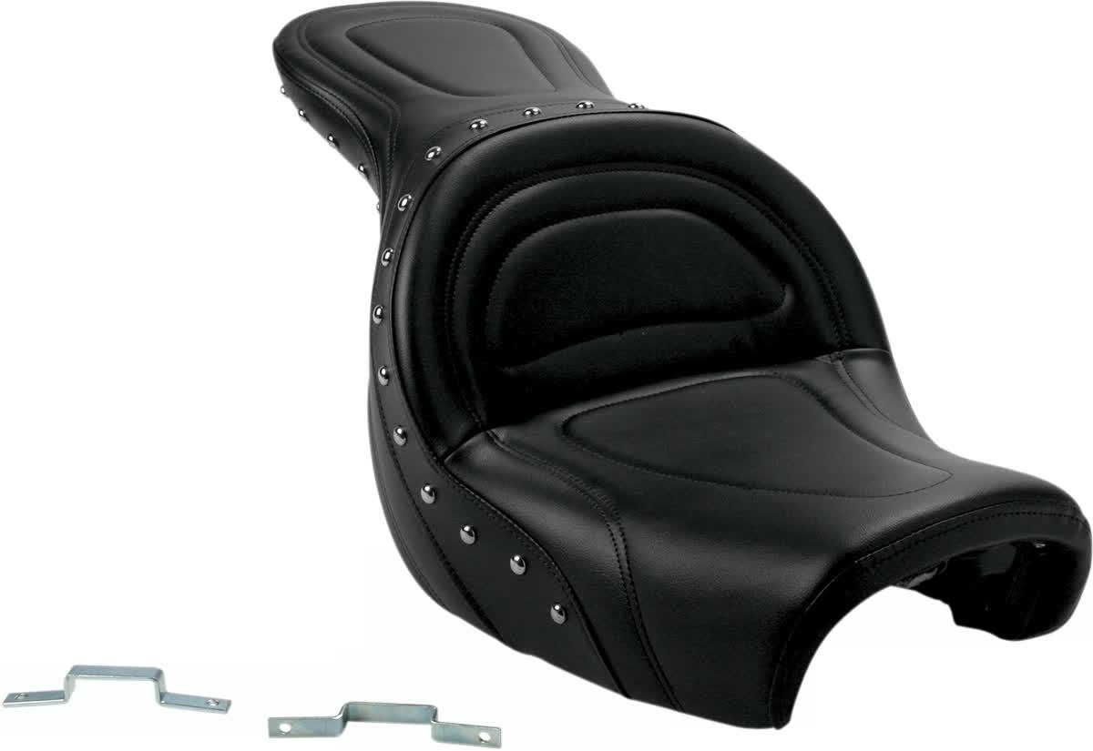 Saddlemen K3600J Explorer Special Seat without Driver Backrest  Saddlehyde