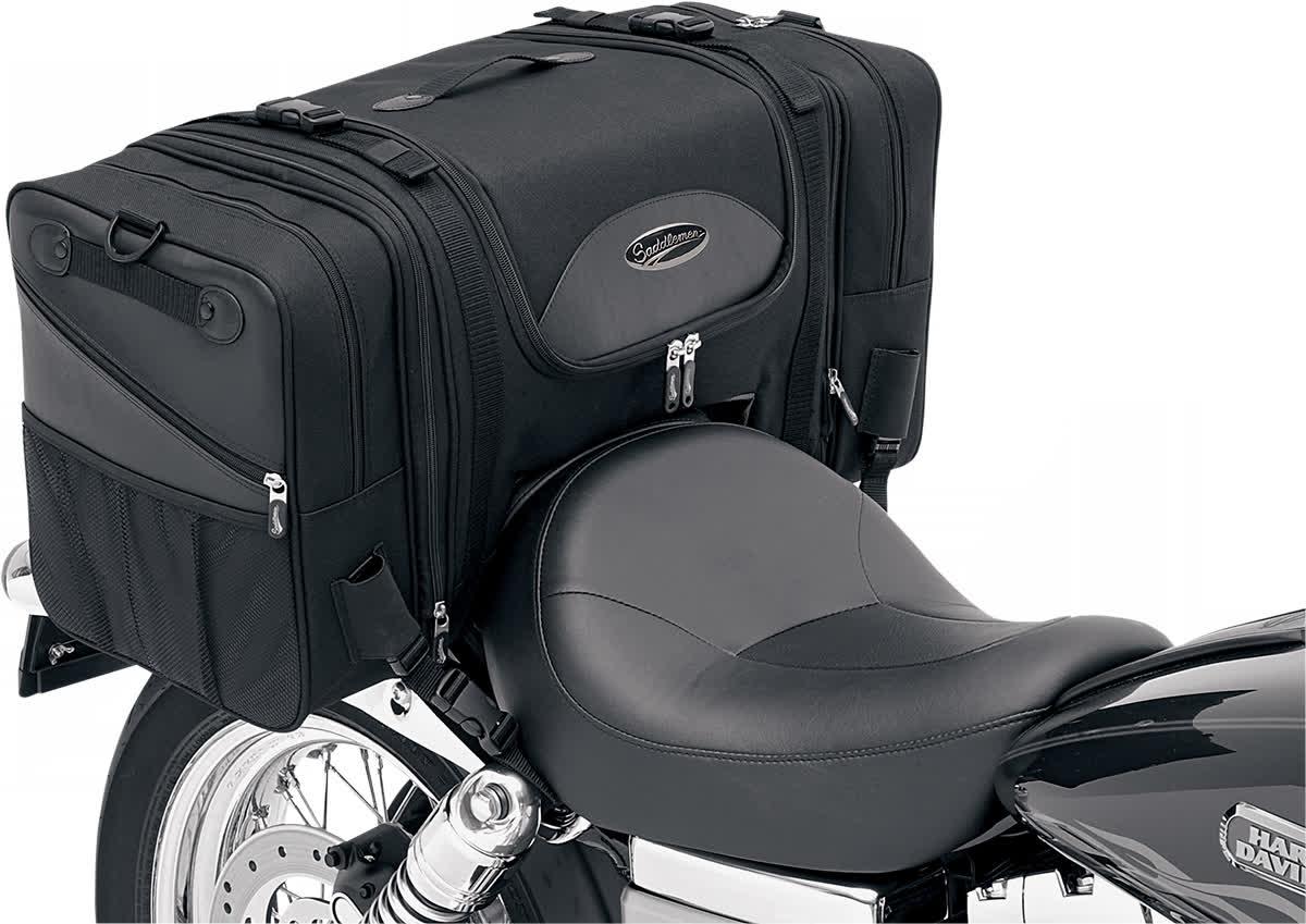 Saddlemen 3516-0036 T3200DE Deluxe Cruiser Tail Bag