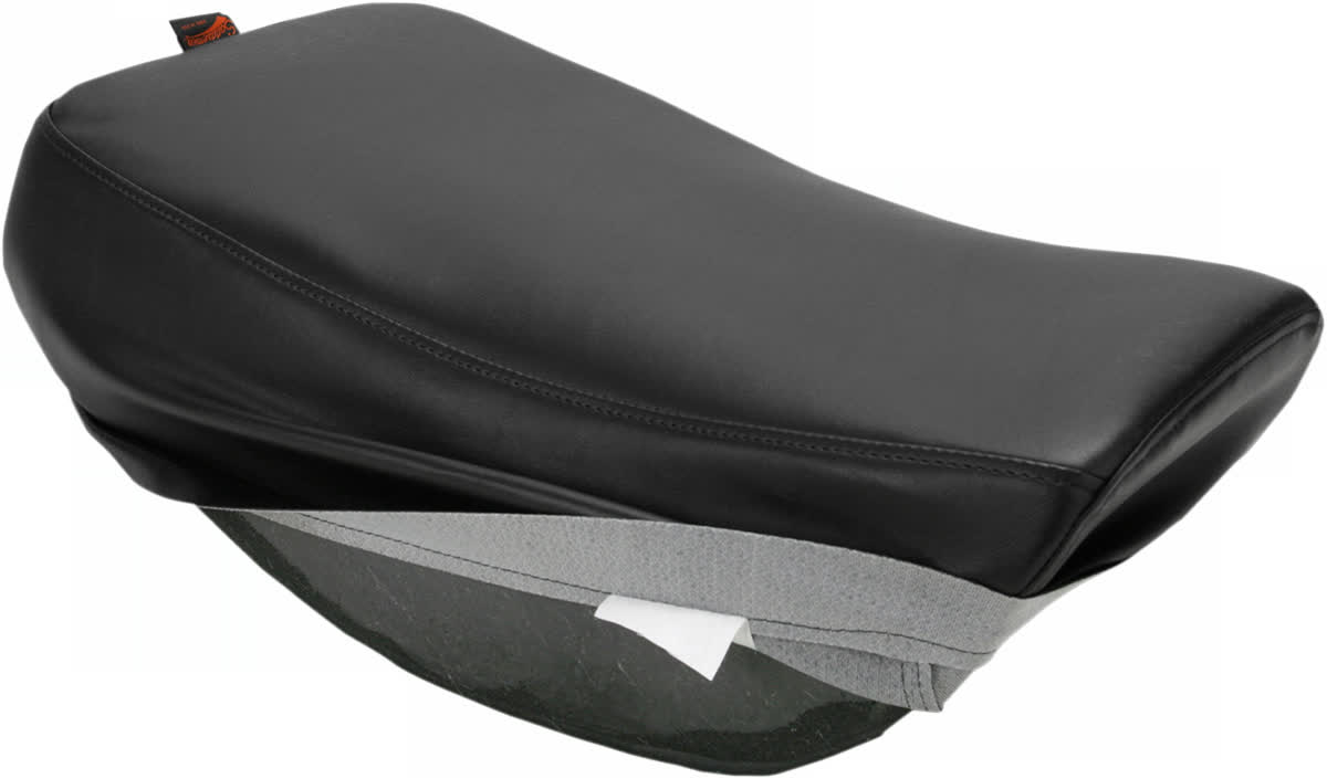 Saddlemen XM101 Replacement Seat Foam and Cover Kit  Black