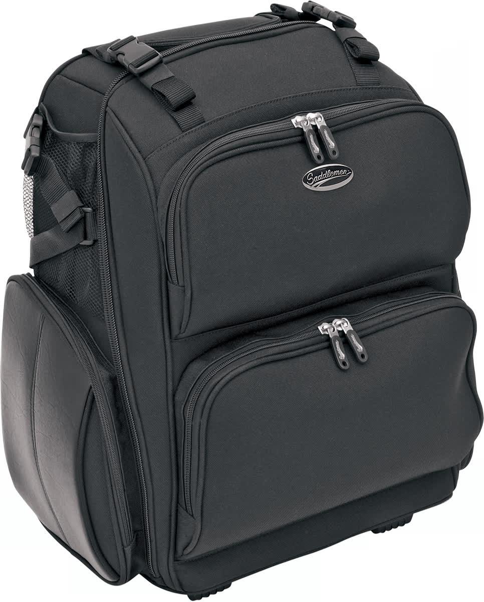 Saddlemen 3515-0079 SDP2600 Roller Sissy Bar Bag